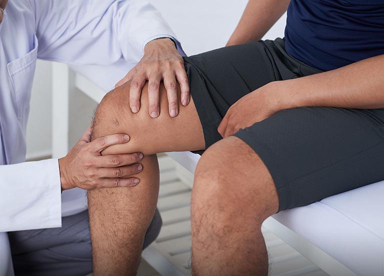 Leczenie następstw urazów izłamań wobrębie narządu ruchu