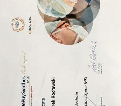 Certyfikat 100
