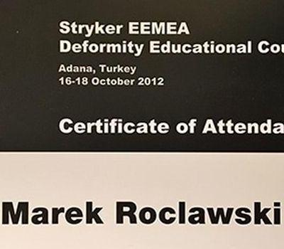 Certyfikat 43