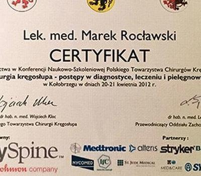 Certyfikat 45