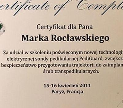 Certyfikat 49