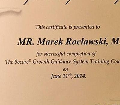 Certyfikat 55