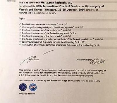 Certyfikat 56