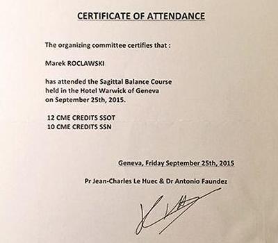 Certyfikat 62