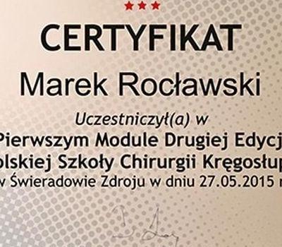 Certyfikat 65