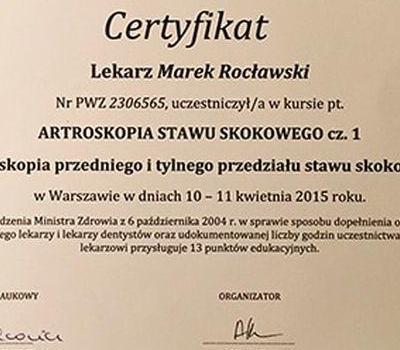 Certyfikat 67