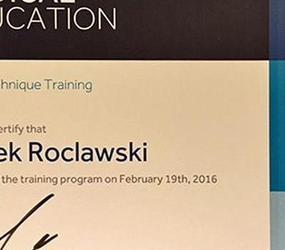Certyfikat 74