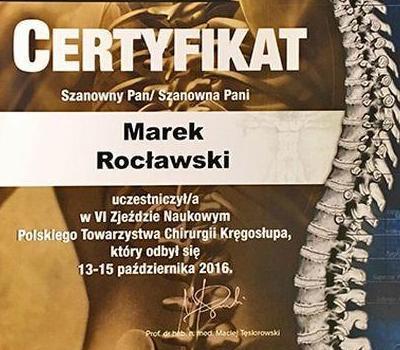 Certyfikat 75