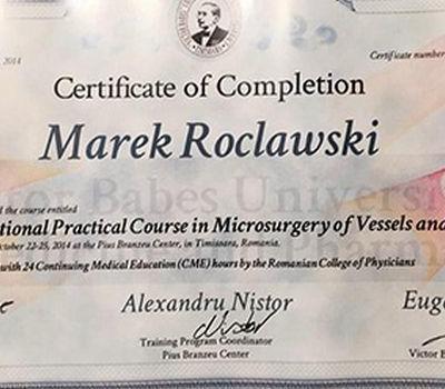 Certyfikat 83