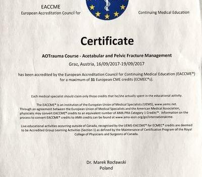 Certyfikat 92